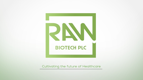 video portfolio raw biotech